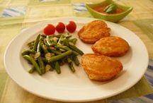 Bezlepková hlavní jídla / Tipy na obědy a večeře pro celou rodinu.