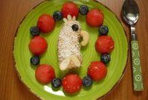 Nejen pro děti / Zdravé dětské svačinky bez lepku a pšenice