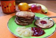 Paleo recepty / Recepty na svačinky, dezerty i hlavní jídla ve stylu paleo