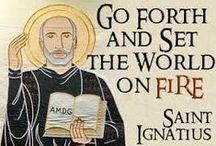 CF Saint Ignatius Loyola / by CatholicFeast