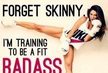 #LJFITCHALLENGE / Motivation for reaching goals - improved fitness, body-confidence and a healthy lifestyle