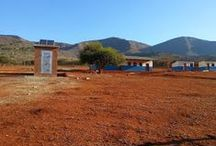 Mfushane Primary School- Solar Borehole Installation / Bringing clean water to a rural school with no electrical supply- No child can learn without food and water!