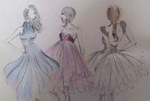 Fashion illustrator / skecth design