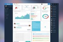 Material Design and Dashboard Inspiration
