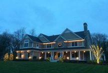 Long Island Holiday Outdoor Lighting