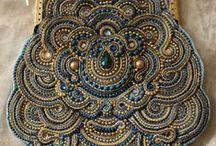 Çanta Bag Dikişli nakışlı süslü Çantalaar / El işi çanta tasarımları biriktiriyorum ....