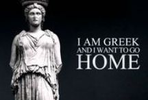 "Parthenon Marbles / The greatest cultural heritage theft in history was made by ""Lord"" Elgin (1801 - 1812). Priceless marble sculptures were removed from the Parthenon Temple in Athens.  THEY ARE GREEK, THEY WERE STOLEN FROM GREECE,  THEY BELONG TO GREECE...  AND WE WANT HEM BACK!!!"