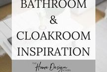 Bathrooms and Cloakrooms / Not just a place to wash, the bathroom can be a sanctuary; a place to relax and unwind. Grab yourself some true country inspiration here for bathrooms and cloakrooms, and then head on over to www.TheHomeDesignSchool.com/signup and sign up to my newsletter for weekly tips straight to your inbox, plus a whole library of free resources. We look forward to seeing you there!