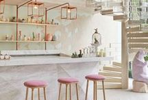 INTERIOR STYLE | BLUSH TONES / All things blush and rose quartz for the home