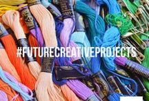 #futurecreativeprojects / Do you have a list of projects that you'll get around to making 'one day'? I have many! So I created #futurecreativeprojects as a way of documenting the things I want to make and the things that inspire these future projects. See more on my blog at http://hellohooray.com