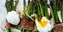 FOOD | HEALTHY EATING / Delicious + Healthy Recipes