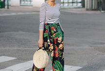 STYLE | SPRING SUMMER STYLE / Looks for Spring Summer