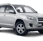 Toyota RAV4 - Go Cars / The basic Idea is to Enjoy Yourself! SUV for rent in Crete  Go Rent a Car www.gorentacar.gr