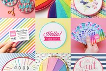 Mollie Makes Handmade Awards 2018 / Hello! I'm Clare, blogger and maker of #colourfulfunembroidery. I'm really excited to be entering Hello! Hooray! for the Best Small Business Award and my enamel pin holder hoops into the category of Best Product Award. You can find out a bit more about me and my business below. Thank you!