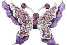 mariposas (butterflies) / Es el insecto que más me gusta junto con las libélulas. Me encantan!