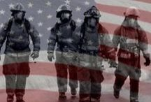 Firefighters . . . America's Heros / by Mama of three