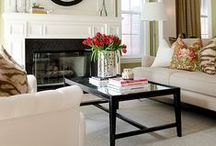 Living and Family Room Spaces