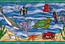 Stained glass / by Jeri Reddinger