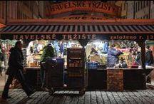 Streets of Prague / Street Photography, Prague Feb. 2014