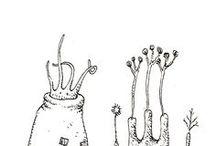 dessins divers / carnets, esquisses, etc (2010-2011)