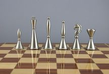 CHESS. Piece by piece... / by Jos P.