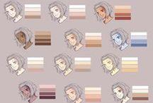 tutorial&color