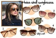 Sunglasses / Looking for some new sunnies, here is a guideline to buy the right sunnie for your face.
