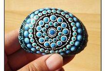 Pebbles, stones