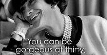 Vintage Coco Chanel