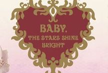 BABY, THE STARS SHINE BRIGHT / ❤︎BABY, THE STARS SHINE BRIGHT items at Wunderwelt online shop❤︎
