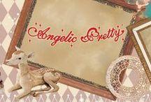Angelic Pretty / ❤︎Angelic Pretty items at Wunderwelt online shop❤︎