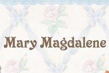 Mary Magdalene / ❤︎Mary Magdalene items at Wunderwelt online shop❤︎