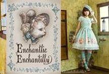 Enchantlic Enchantilly / ❤︎Enchantlic Enchantilly items at Wunderwelt online shop❤︎