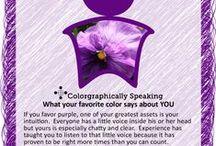 color palette purple / purple rain, purple rain