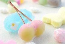 Wagashi : Japanese Cakes