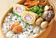 Obento : Japanese lunch box