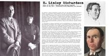 H. Linley Richardson / The illustrations, paintings and drawings of Harry Linley Richardson, my Great-Grandfather....... Born - 19 October 1879 : Camberwell, Surrey, England..... Died - 24 January 1947 : Palmerston North, Manawatu, New Zealand.....