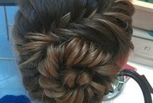 Hair Styles and Pretties / by Melissa LaBerta