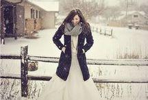 Weddings {Winter Wedding Inspiration} / Winter Wedding Inspiration / by Alexa Webb