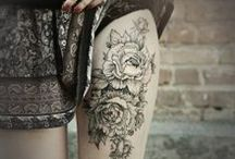 Tatt Lust / Beautifully done tattoo artwork. / by Alexandria Bright