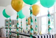 pretty party ideas / by Patricia Lowe
