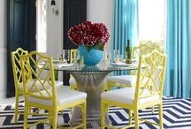 Home {Dining Room Inspiration} / by Alexa Webb