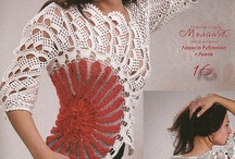 Crochet foreign patterns / by Laura Brothers