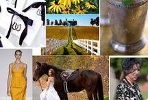 Weddings {Preakness Wedding} / Wedding theme: Baltimore Maryland Preakness Horserace / by Alexa Webb