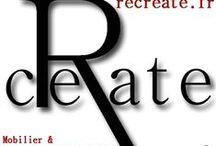 Ebénisterie - Recreate