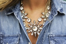 Bling Bling  / Pretty jewelry and accessories. / by Alexa Webb