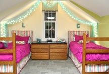 Caroline and Lindsey's Room :) / Our photo entries for UGA Housing's Dorm of the Year Contest!