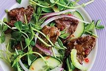 Salad Ideas / by Helen Frampton