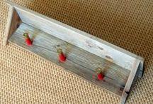 pallett furniture / pallet  / by Ricky Edmondson