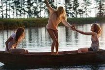 Summatime at the Lake / by Heidi LaPerle